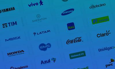 Confira alguns clientes que contrataram o palestrante Alexandre Slivnik nos últimos anos.